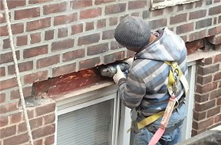 Window Lintel Amp Sill Repair Window Lintel Replacement Nyc